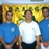 M° Mezzone, GM Dr.Yang e SH G. Scarascia