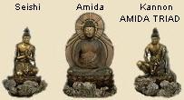 Simboli Reiki e triade