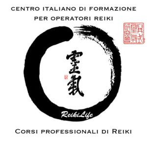 Logo Reikilife