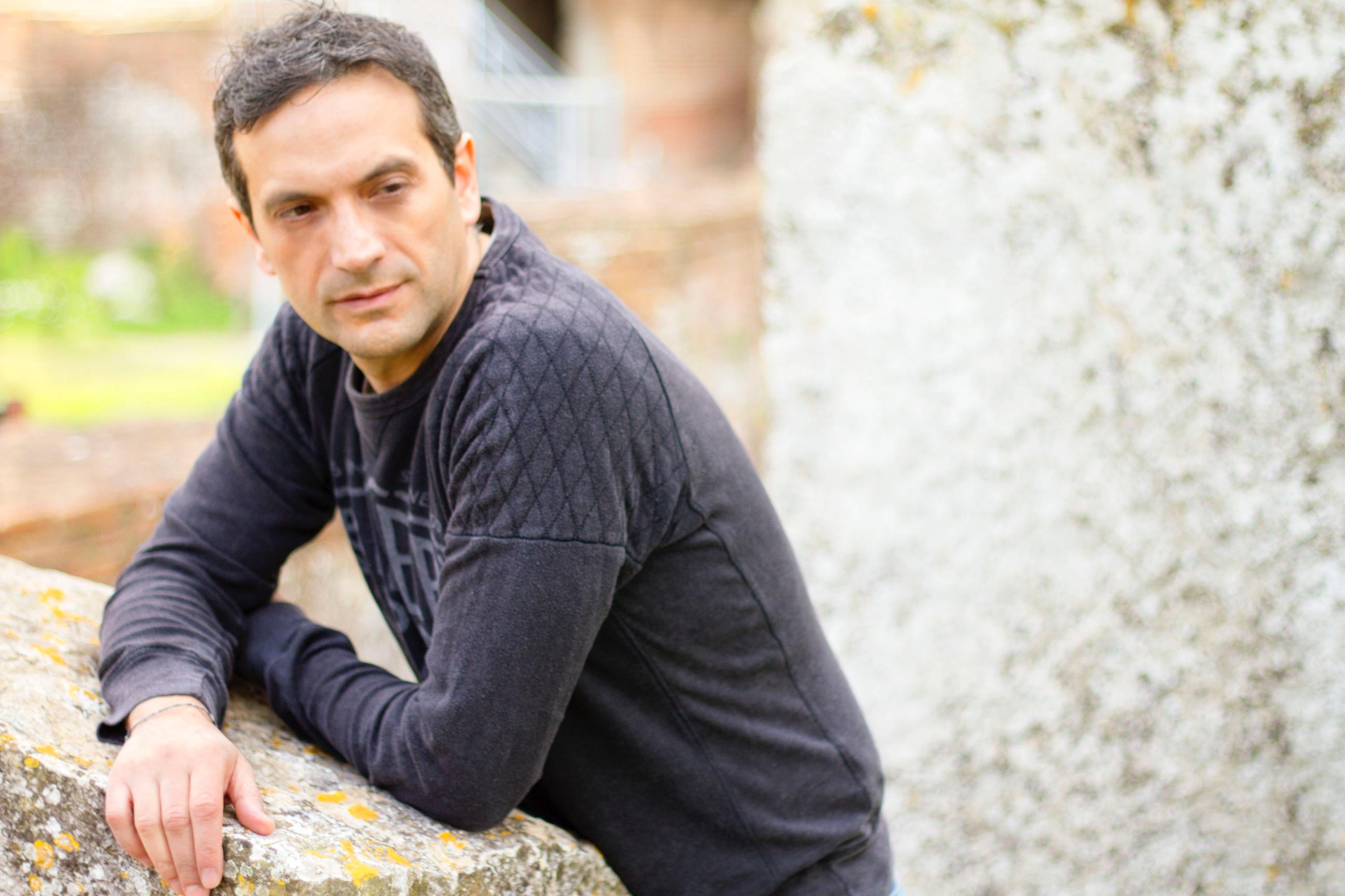 l'autore del libro Graziano Scarascia