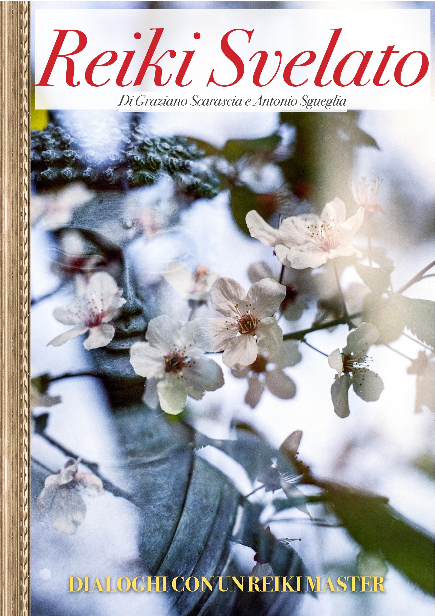 Cover del libro Reiki Svelato dialoghi con un Reiki Master
