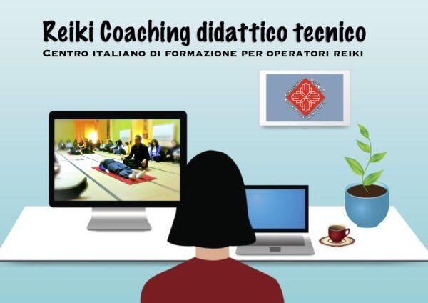 Lezioni di Reiki Coaching