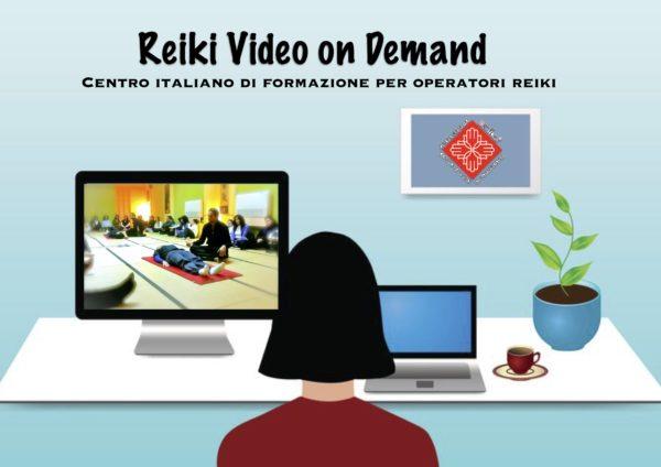 Reiki Video on demand