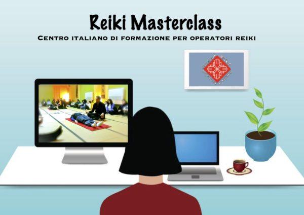 Reiki masterclass