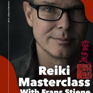 Reiki Masterclass with Frans Stiene