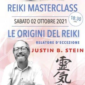 locandina masterclass Justin Stein Aics DSTO